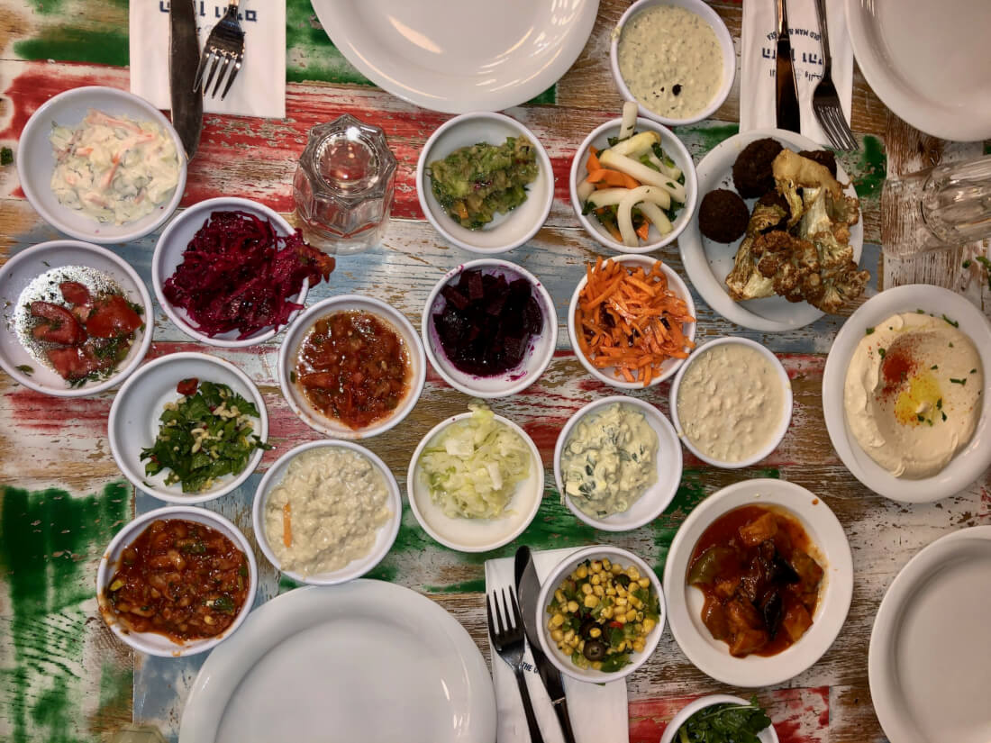 FULL TEL AVIV FOOD GUIDE: WHERE TO EAT FOOD IN TEL AVIV FOR EVERY TYPE OF PERSON & MEAL | From East to West | Detailed Travel Guides